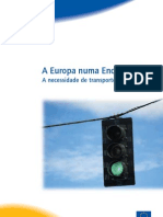 TRANSPORTES SUSTENTÁVEIS - EUROPA NUMA ENCRUZILHADA [UE - 2003]