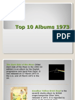 Top 10 Albums 1973-Baby Boomers Music