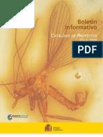 Catalogo de Proyectos 2009