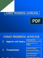 Curso Rcp Primeros Auxilios I