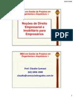 Noções de Direito Empresarial e Imobiliario para Empresarios.pdf