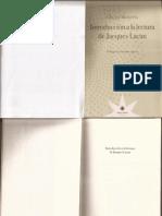 Libro 2 Introduccion a La Lectura de Lacan