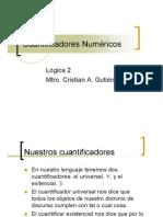 6. Cuantificadores Num€éricos