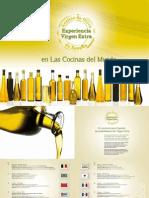 Aceite de Oliva- Recetas Intern.