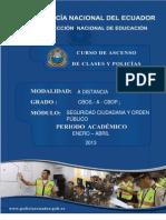 Modulo 3 Seguridad Ciudadna y Orden Publico -01!09!2012 01