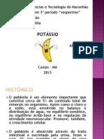 Potássio 2