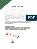 Hibridación del Carbono SP , SP2 , SP3