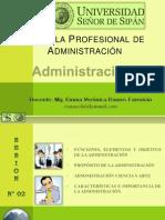 Sesión N° 02 Introducción a la Administración UMB - copia
