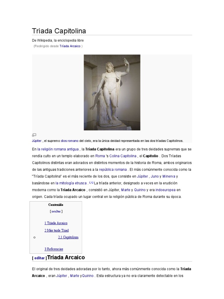 Wikipedia - Roman Religion (Arts)