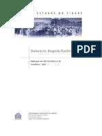 207_relatório bogotá - colômbia