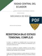 Exposicion 3 de Mecanica de Rocas