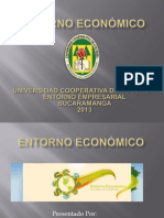 Entorno económico  Expo  2