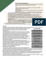 Como Configurar La Direccion IP a Una Computadora