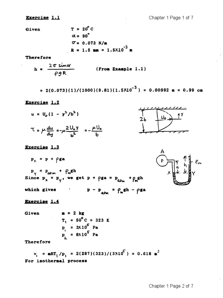 100 fluid mechanics with engineering applications solutions rh manualguide biz Incompressible Flow Equation Compressible Flow