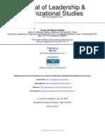 Journal of Leadership & Organizational Studies-2012-Martinez-17-24