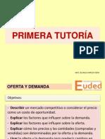 I CAPITULO - MICRO TUTORÍA - EUDED