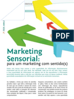 Marketing Sensorial Para Um Marketing Com Sentidos