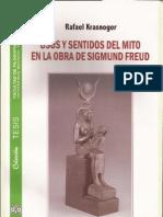 Usos y Sentidos Del Mito en La Obra de Signund Freud