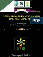 PENERAPAN SMK3 BARU