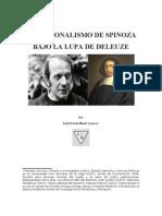 El Racionalismo de Spinoza bajo la lupa de Deleuze