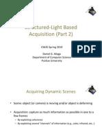 Lec Structured Light2