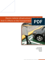 Electric Vehicle Infrastructure in Maryland; 