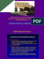 Cirrosis y Complicaciones 2004