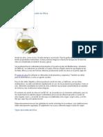 Los Beneficios de Aceite de Oliva