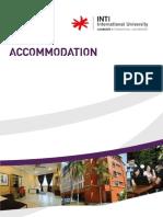Inti Iu Accommodation 2013