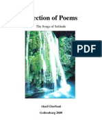 English Poems by Ahad Ghorbani