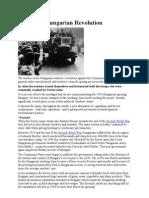 1956 the Hungarian Revolution
