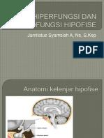 Hiperfungsi Dan Hipofungsi Hipofise