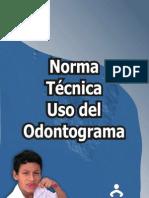 NORMA TÉCNICA DEL ODONTOGRAMA