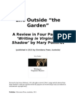 "Life Outside ""The Garden"" - Review of Mary Pomfret's book 'Writing in Virginia's Shadow'"