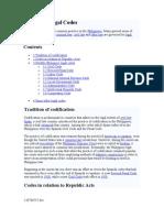 Philippine Legal Codes.doc