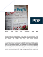 Benarkah Luwak White Coffee Mengandung lemak BABI.docx