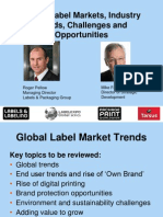 Global Label Market Overview
