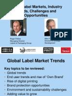 Global Label Market Overview