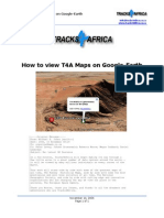 t4a Maps on Google Earth