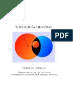 Topologia General Clara Neira