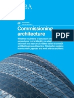 Commissioning Architecture