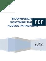 Biodiversidad, Sostenibilidad y Nuevos Paradigmas