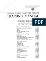 US Maritime Service Training Manual - Engineering Branch Training