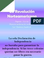Historia La Independencia de Norteamerica Parte 2