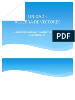 1.2 Introducción a los campos escalares y vectoriales (1)