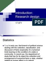 01 Research Design 2009