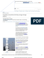 Canadian researchers develop energy storage system - The Times of India.pdf