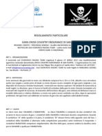 Regolamento CCE San Filippo 2013