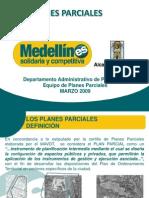 Nidia Acero Planes Parciales de Medellin a Marzo de 2009-1