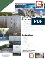 Turbinas Eolicas Verticales Energyas